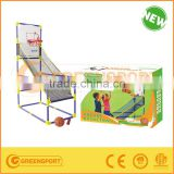 Basketball Set With Roll Bar And Ball For children/Easy assemble/