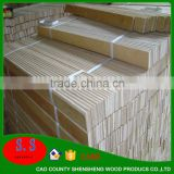 Alibaba sign in poplar plywood sheets Wood curved bed slats factory in china for bed furniture overlay paper