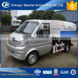 best quality hot selling 4x2 diesel dongfeng hook lift mini trash truck