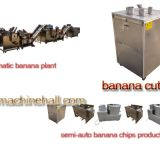 Banana Chips Cutting Machine|Plantain Chips Slicer Equipment