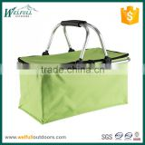 Retail Carry Bag Folding Food Storage Basket