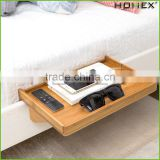 Bunk Bed Shelf Bedside Shelf Bamboo Bedside Storage Tray Homex_BSCI Factory