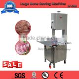 Commercial meat band saw cutting machine, meat bone saw price