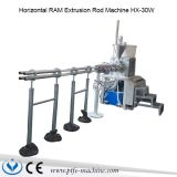 Horizontal RAM Extrusion Machine for PTFE Rod