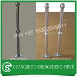 Guangzhou supplier WA type handrail ball in ground angle