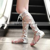 B33255A Summer Fashion Sexy High Quality Europea Women Sandals Boots