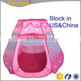 Outdoor&Indoor New Portable Baby Toys Childs Foldable Girl Children Kids Igloo Child Kid Princess Castle Kids Play Tent