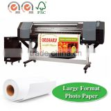 180g, 240g, 260g RC Glossy Photo Paper with Roll