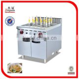 free standing pasta cooker with cabinet in guangzhou GH-988