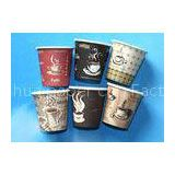 Customizable Insulated 400ml Disposable Paper Coffee Cups With Lids