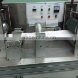 Blank face mask making machine for producing disposable face mask