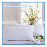 New arrival product wholesale cheap 2-4cm White Duck Fether Pillow