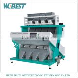 The Hot Selling Intelligent And Multifunction Hazelnut/Rice/Grain Color Sorter