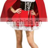 China Supplier Adult Ideas For Halloween little red riding hood AGC106
