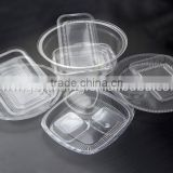 plastic clear lid for all kinds of foil container