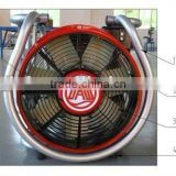 Firefighting Positive-pressure ventilating fan with USA Pericom company small gasoline engine