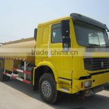 SINOTRUK HOWO 4x2 Mobile Lubrication Truck