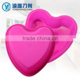 Heart-shaped Silicone Cake Mould