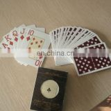 Washable 100% plastic playing cards
