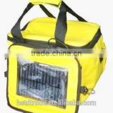 18 L volume 2 W cooler bag for frozen food 4 w for solar cooler bags from HSTD