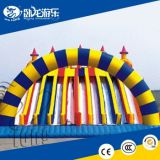 Alibaba Inflatable House Colorful Toys Outdoor Games on Sale