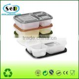 hot selling microwaveable plastic food container
