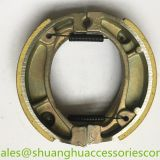 Motorcycle brake shoe for Honda,weightness of 170g,ISO9001:2008