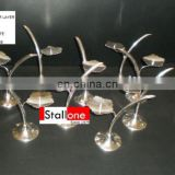 Silver Plated candle stand