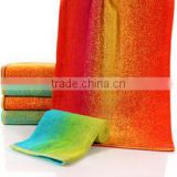 Manufacturers selling cotton towel wholesale wedding reply processing custom wash a face to face towel wipes