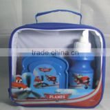 lunch boxes set with bag for kids school bag sandwich bag                                                                         Quality Choice