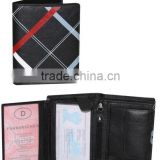 Upper Printed Leather Wallet