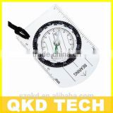 Baseplate Compass Map Scale Ruler Outdoor Map Measure Compass