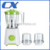 Home Appliance 250W / 1.2L Mini 3 IN 1 Blender With Stainless Steel Blades