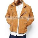 High Quality Leather fashion jacket For MenS
