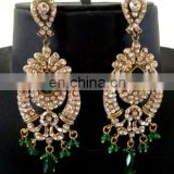 Wholesale victorian earrings online - Indian artificial victorian earrings - Victorian Earrings - Victorian style earrings