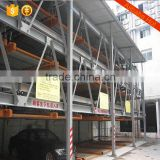 automatic vertical multilevel smart used car scissor lift for sale car parking system lift