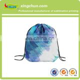 Custom nylon mesh shopping bag nylon mum bag