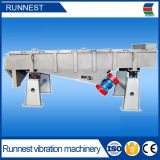 linear vibrating screen for sieving classifying filtration