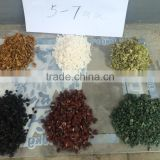 marble terrazzo chips for floor and landscaping