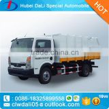 Dongfeng 4*2 10-16CBM Sealed dump Garbage Truck hydraulic pump for garbage truck for sale