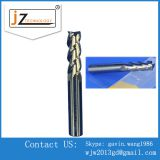 Fine Grain Carbide CNC Cutting End Mills