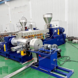 professional PE/PP Color Masterbatch Pelletizing Machine Line
