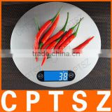 Stainless Steel Waterproof Kitchen Electronic Scale 5 kg