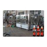 15Kw Auto Soft Drink Bottling Equipment 3-in-1 Washing Filling Capping Machine