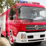 Famous Dongfeng Kingrun 4*2 fire fighting truck