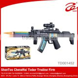 2015 plastic imitation toy gun,kids toy gun