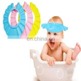 Bathroom Products Baby Shower Hat Wholesalers Waterproof Baby Shower Cap
