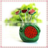 Wedding Gift Watermelon Fruit Fork