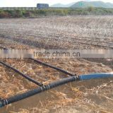 High quality non-smell non-toxic PVC lay flat hose for irrigation and farming water discharge
