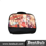 BestSub Sublimation Printing Canvas Lunch Tote Bags